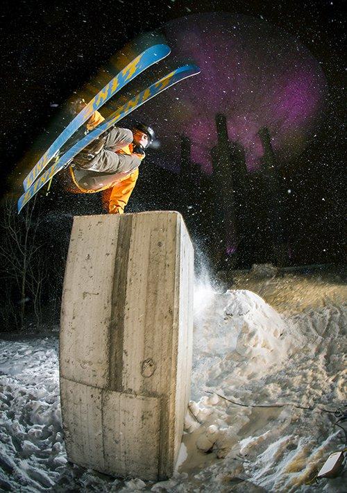 Paul Mikkonen handrag at watertower