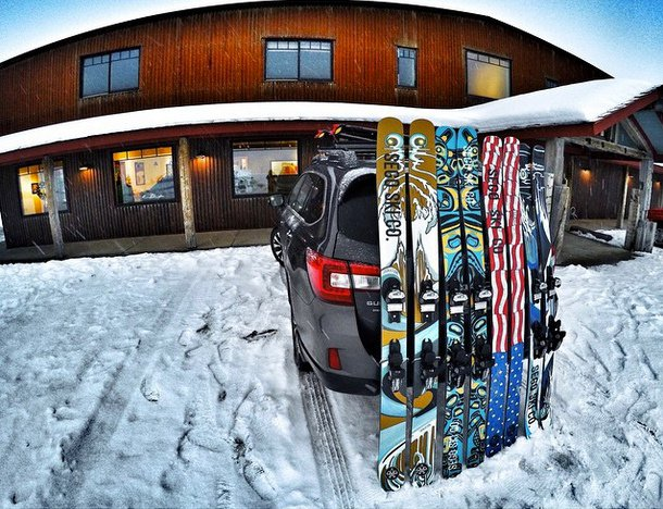 Small Brand Sundays: Sego Ski Co.