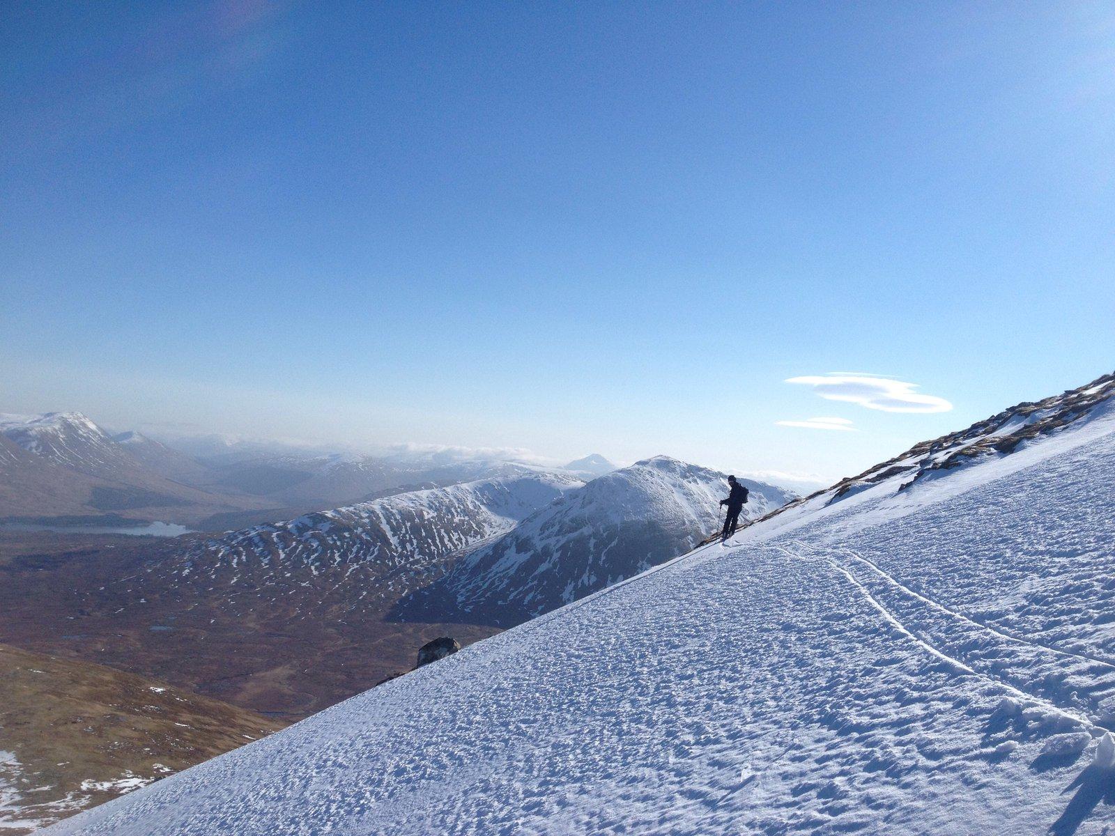 Spring Skiing in the UK