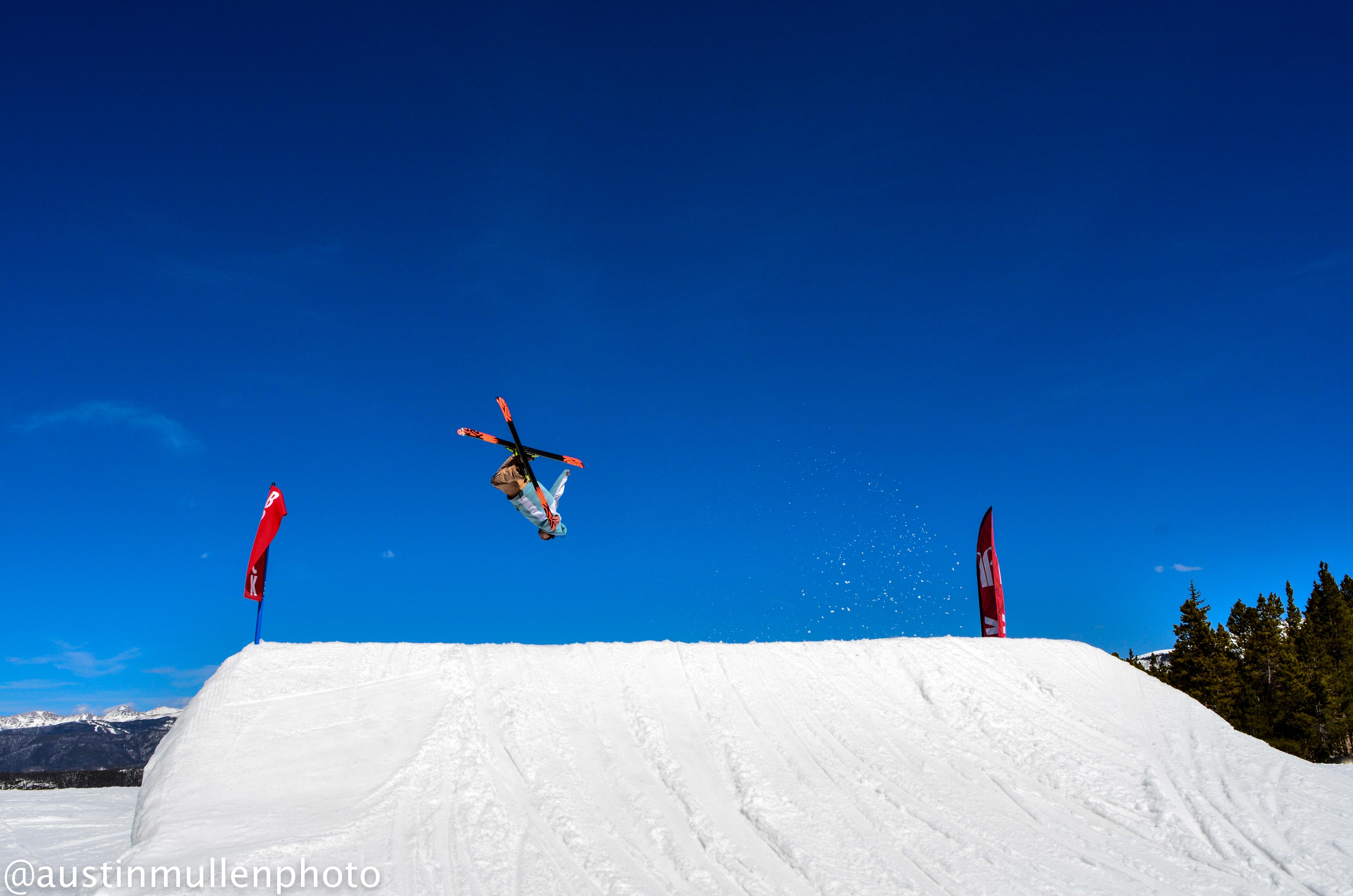 Josh Karcher Underflip 5