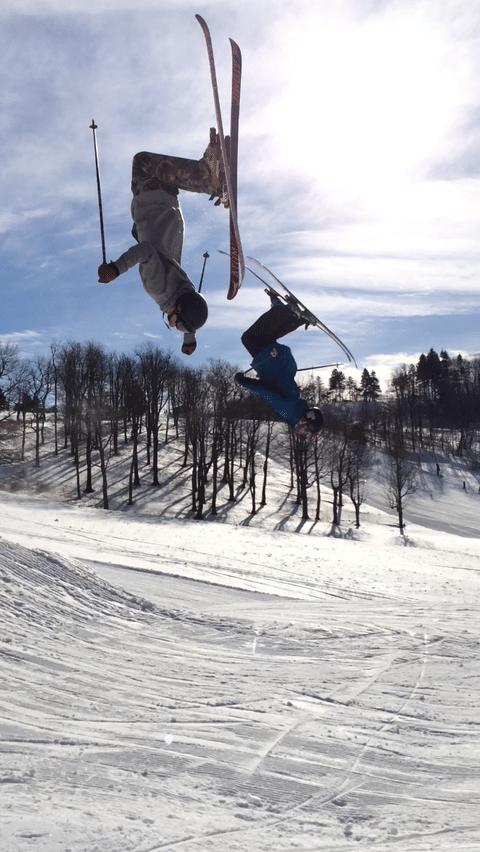 Simultaneous Stunts