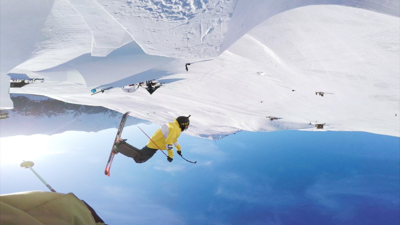 Fabian Bösch & Christof Schenk Dual Double Backflip at Suzuki Nine Knights
