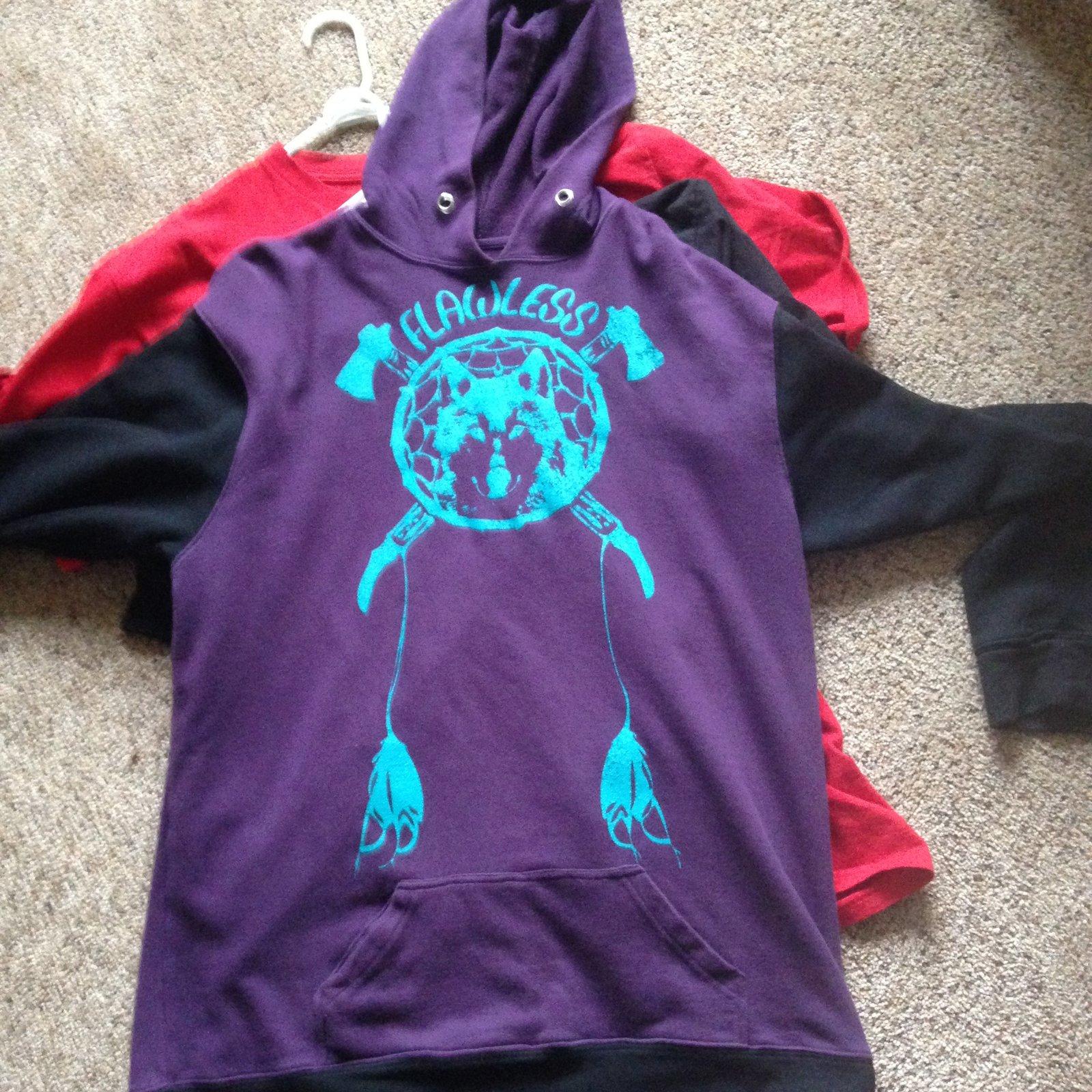 flawless 2xl hoodie new sale thread