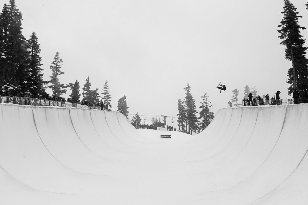 World Ski Invitational: WSI Halfpipe