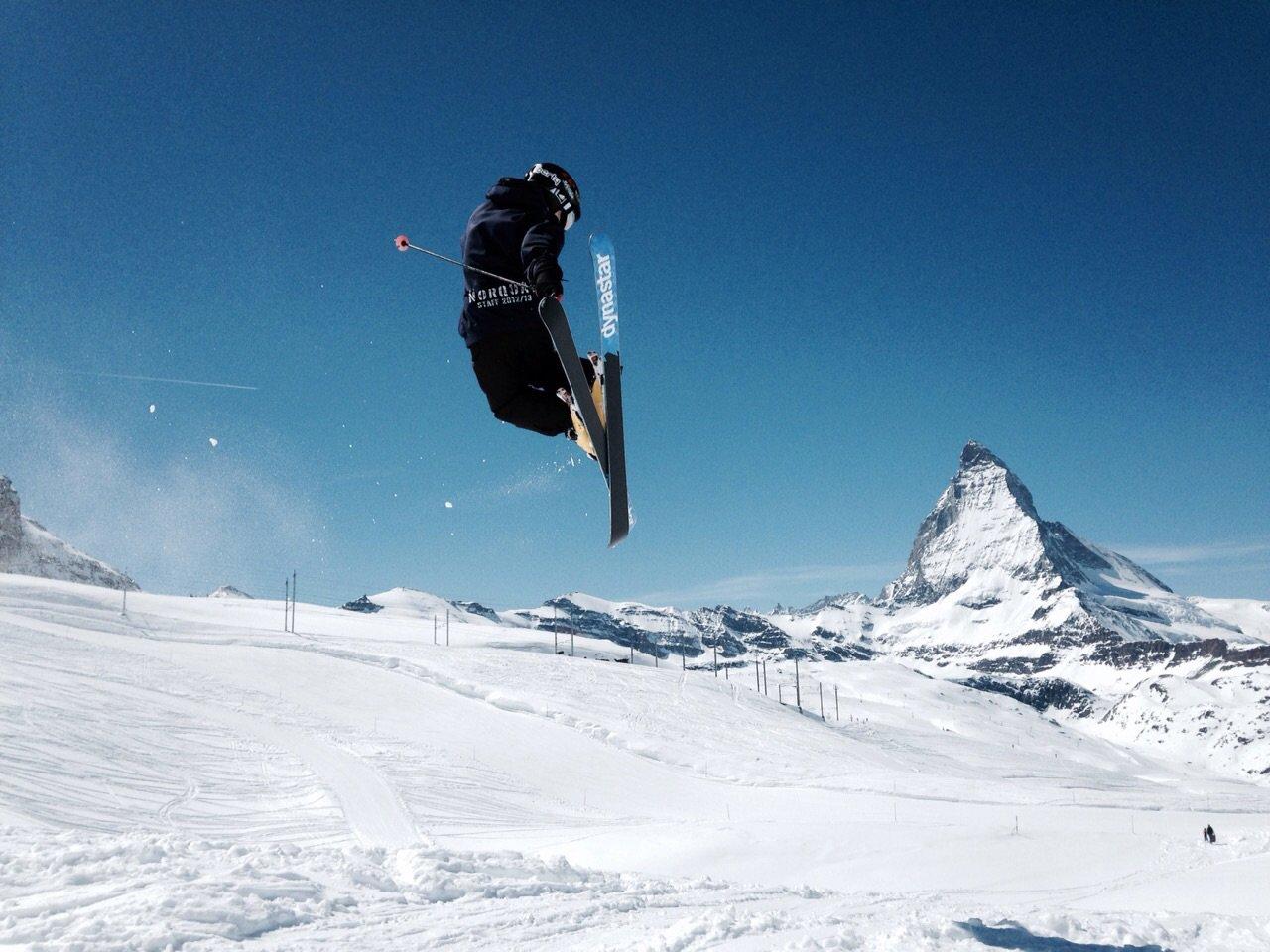 Messin with the Matterhorn