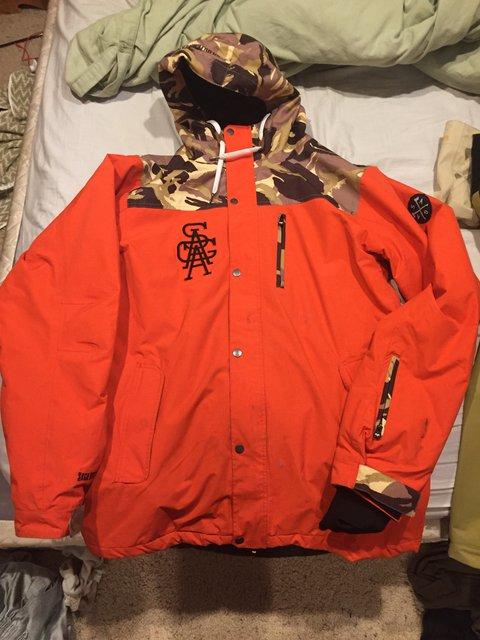 XL Mutiny Jacket Saga