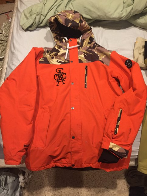 XL Mutiny Jacket Saga