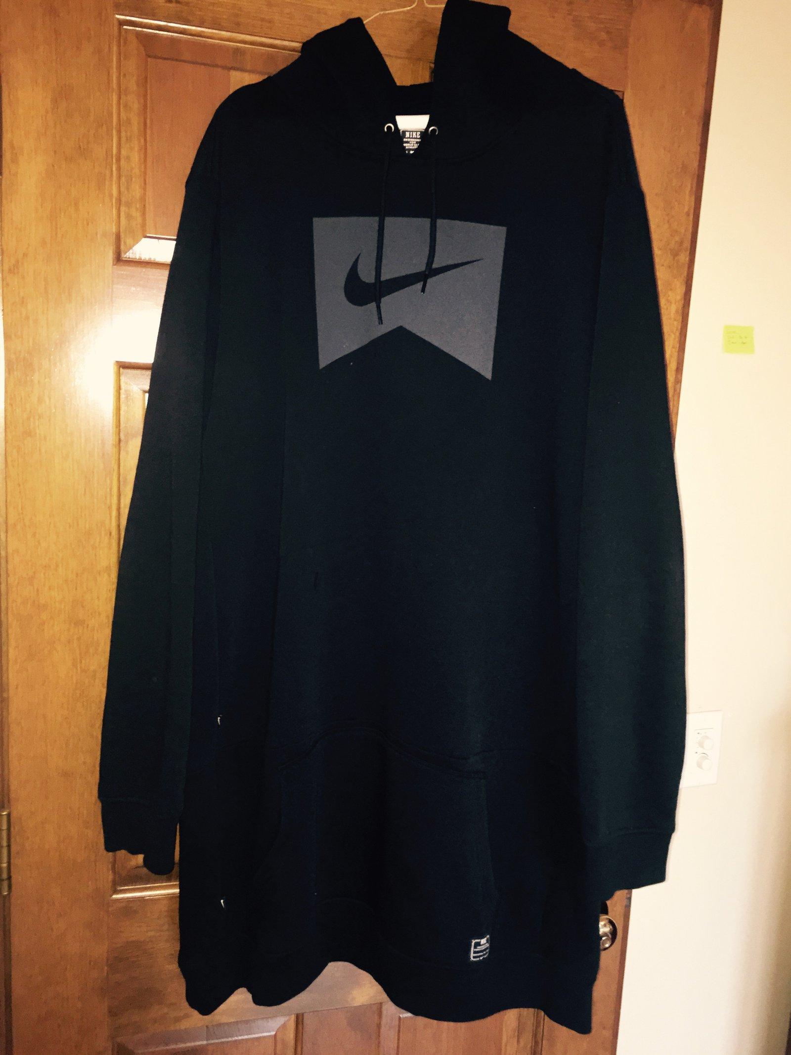 nike custom hoodie
