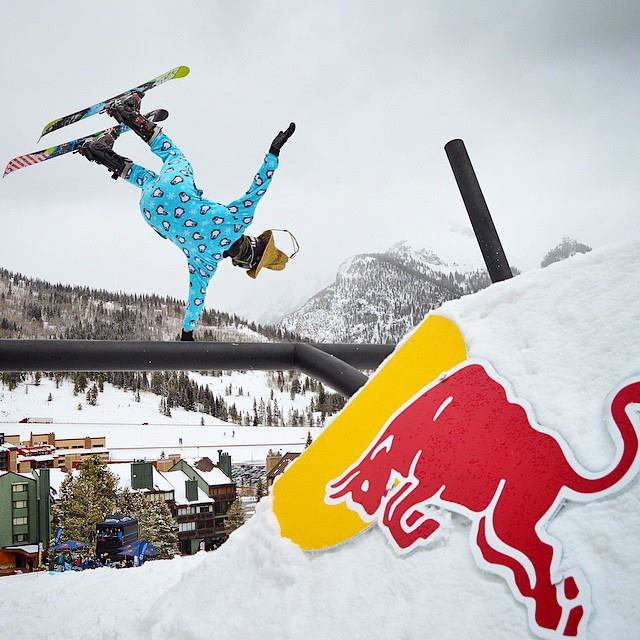 Red Bull Slope Soakers 2015