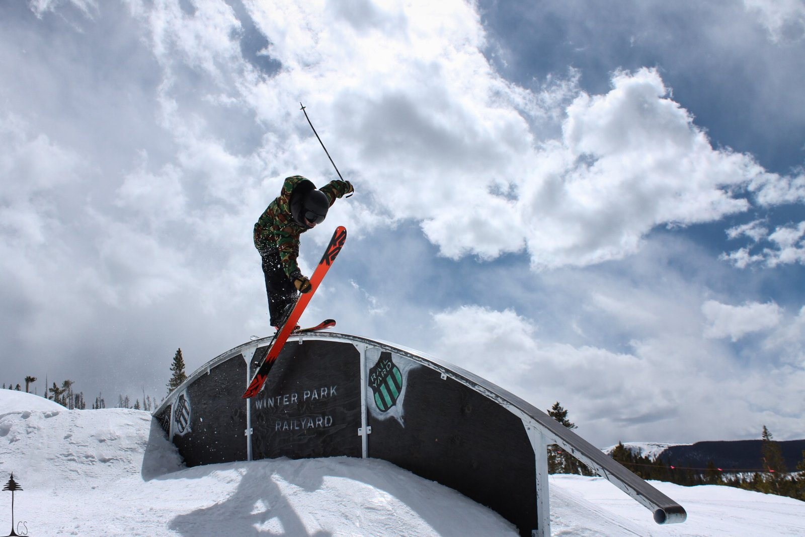 Ski Slide Nose Blunt