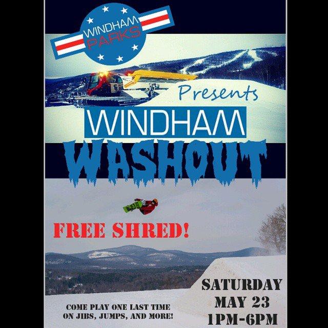 Windham Washout