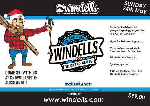 Windells Snowplanet Takeover