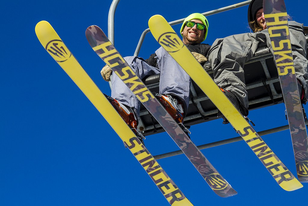 New Models from HG Skis- a Company Focused on Durability.