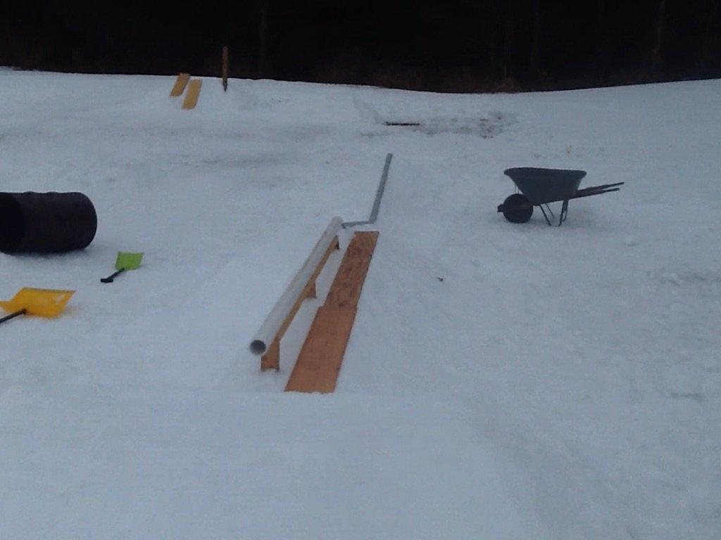 Flat Down Up Rail (box)