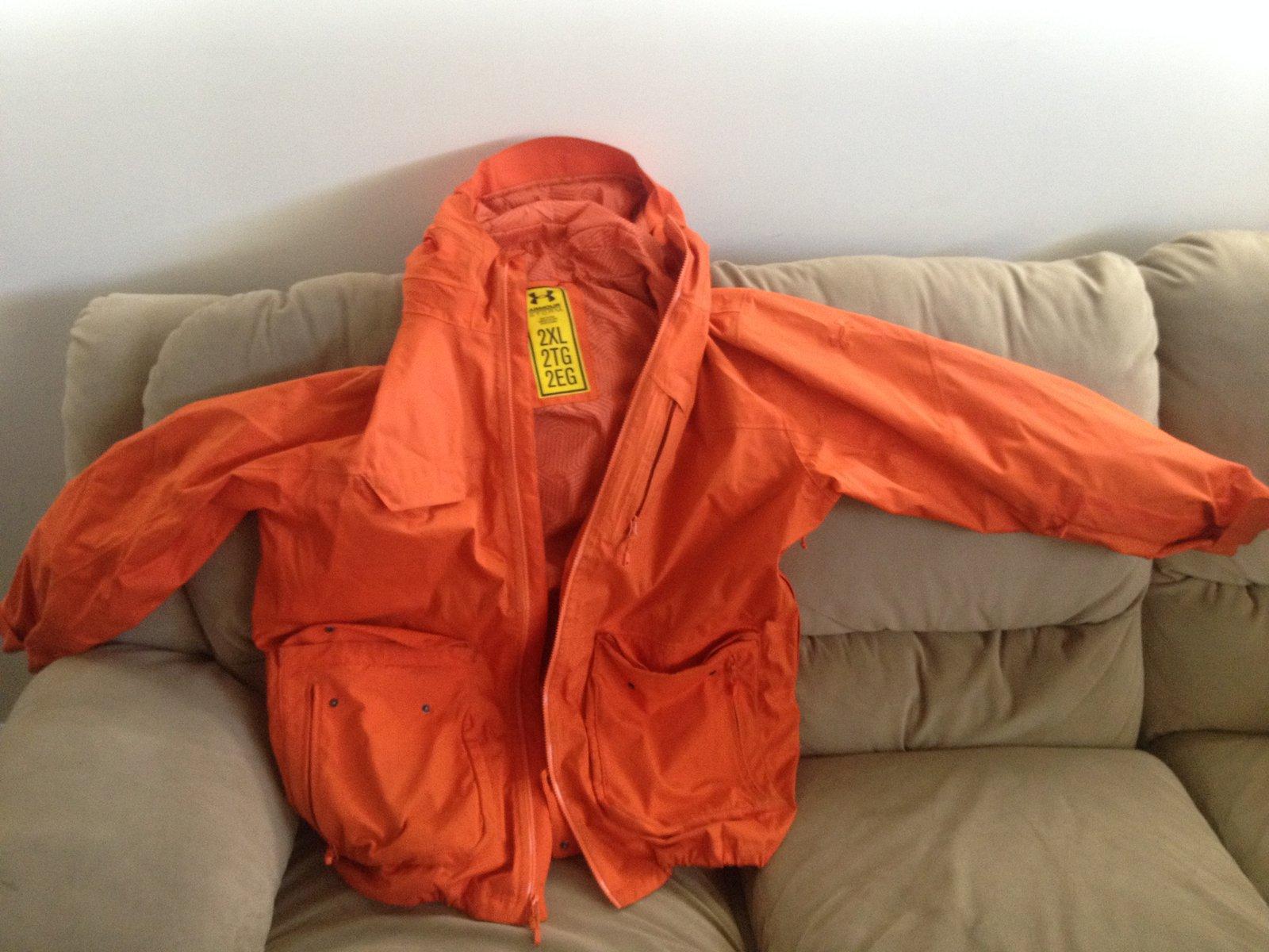 Under Armour Infrared Jacket