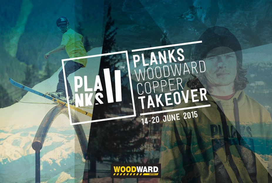 Planks Woodward Copper Takeover - June 14th - 20th
