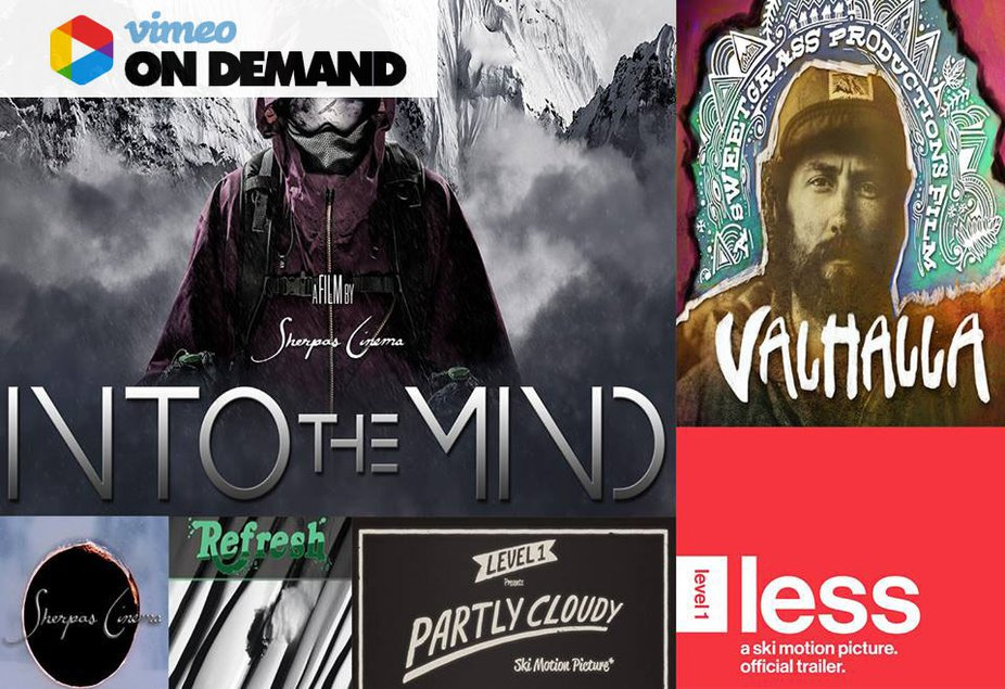 Vimeo On Demand now on Newschoolers