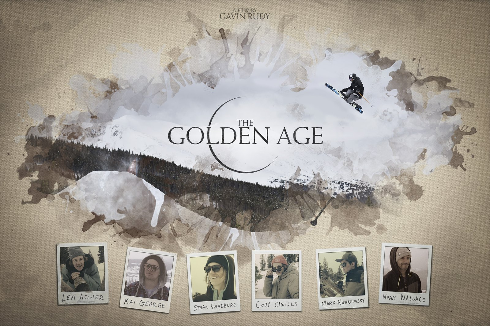 The Golden Age Poster