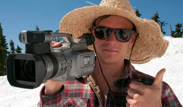 "The Drop interviews Shane Mcfalls ""Old Camera Trend"""