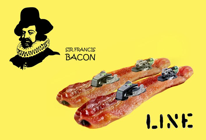 TBT ta Bacon approved Line Skis