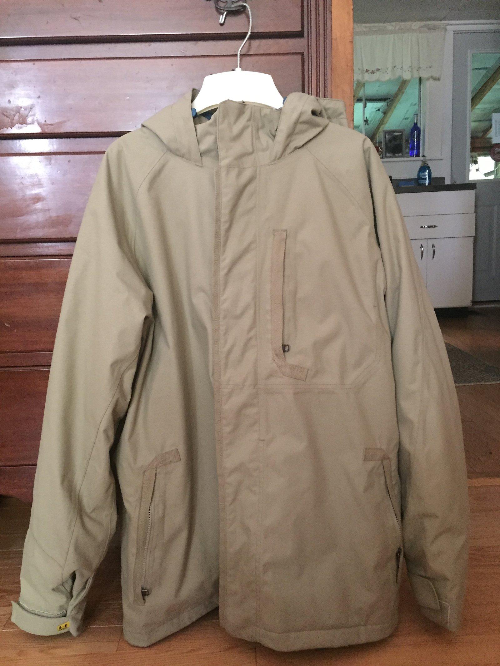 Under Armour Jacket (Large)