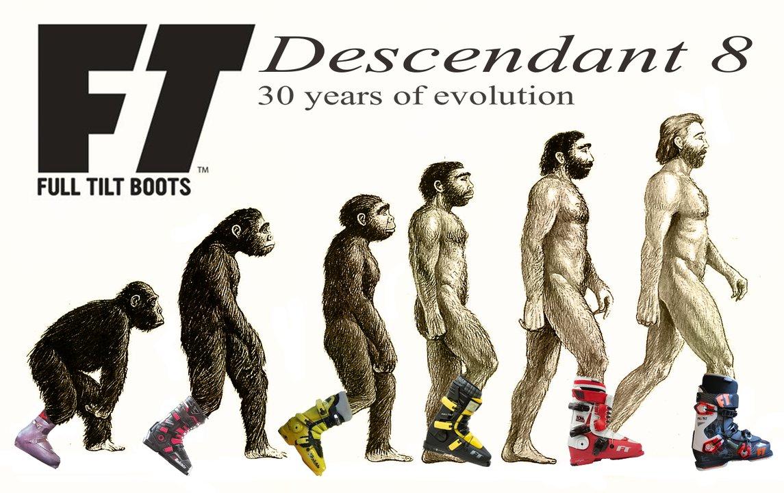 """2016 Full Tilt Descendant 8. """"Just get Full Tilts"""" has never been so true"""