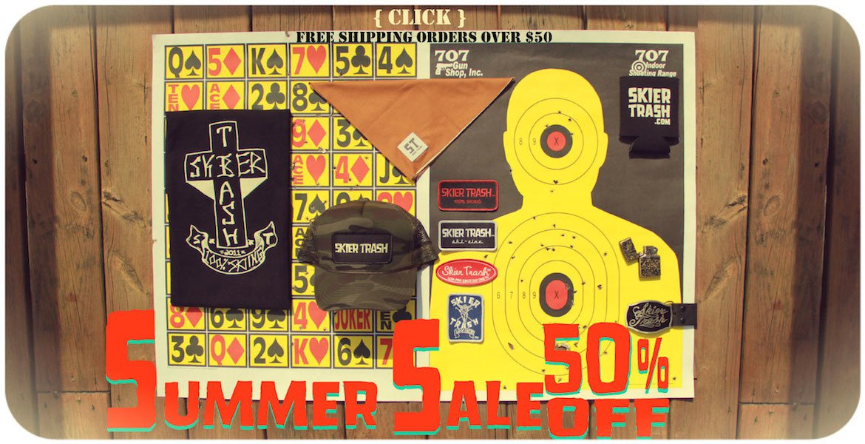 ST's SUMMER SALE!
