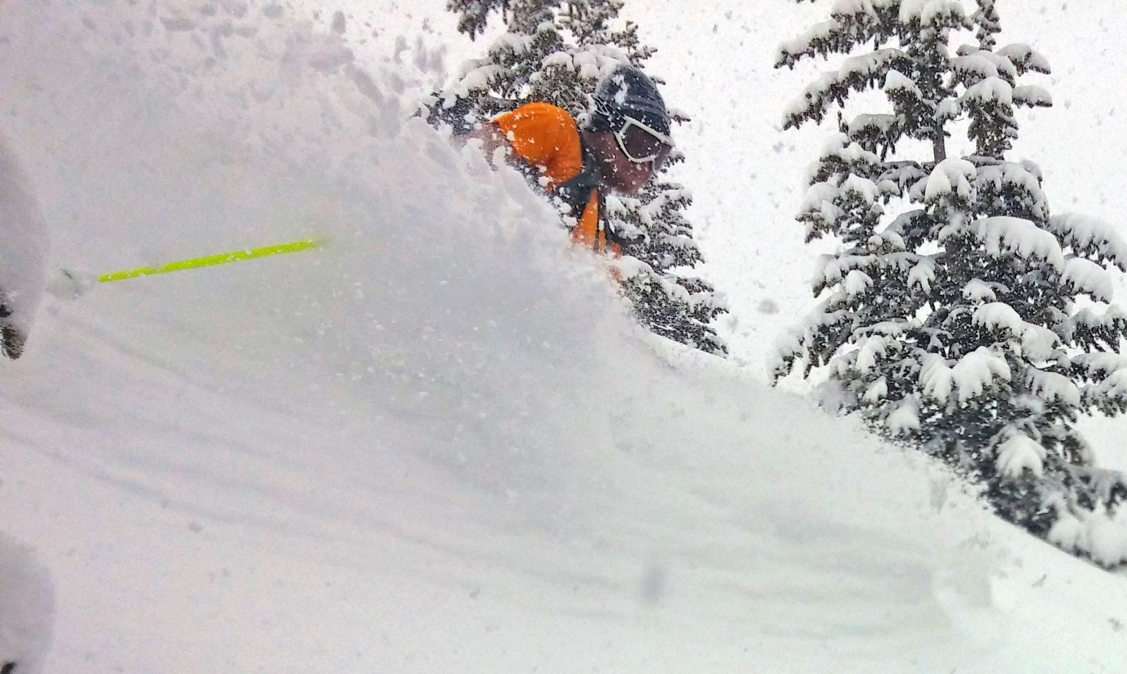 More Pow turns in May