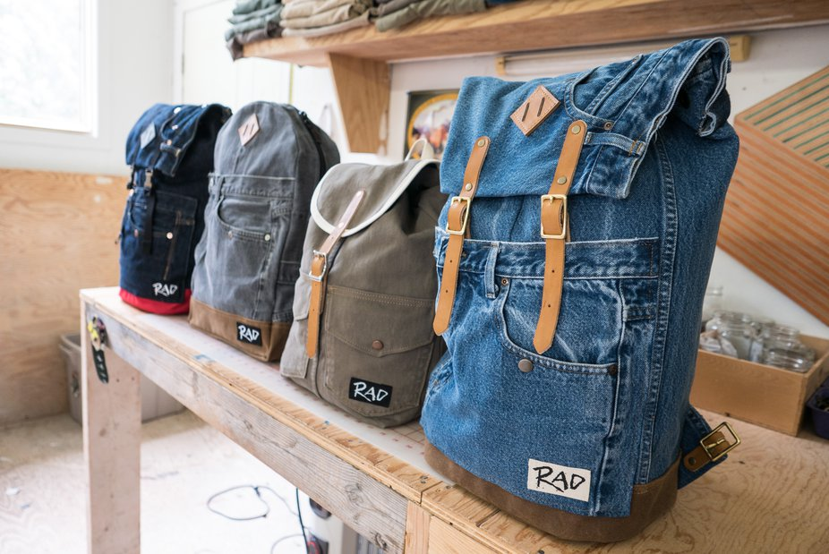 RADpacks Spring Summer Line