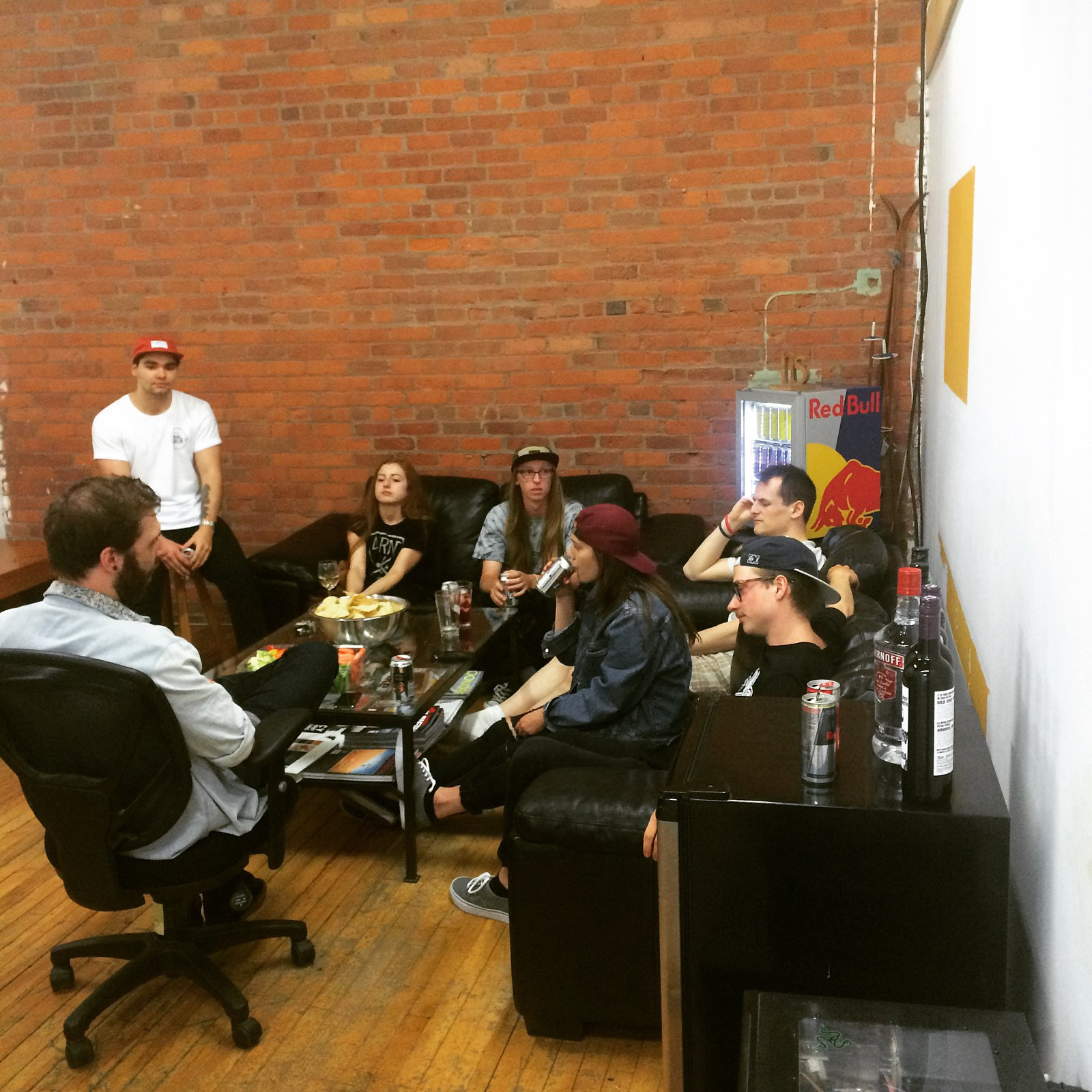 Friday Office Party - June 2015