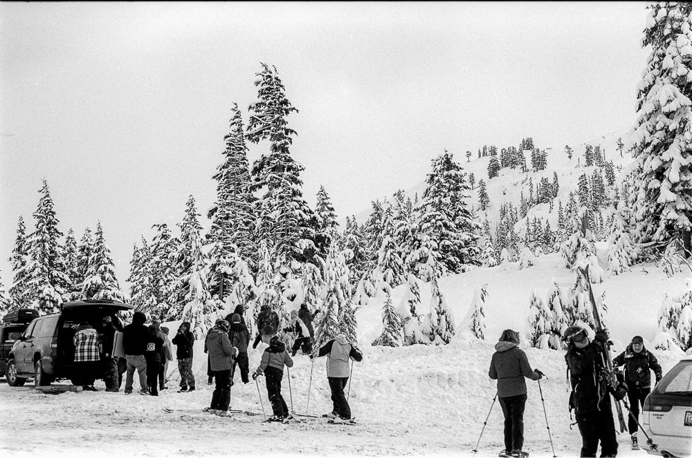 Classic Winter in the PNW