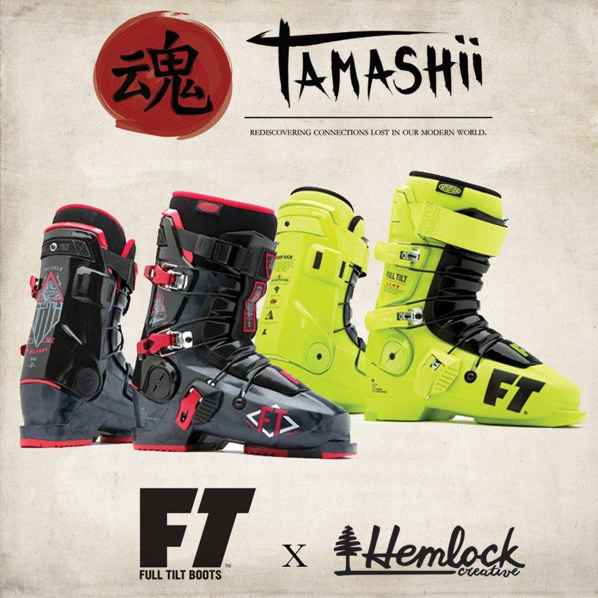 Tamashii Rewards - Full Tilt