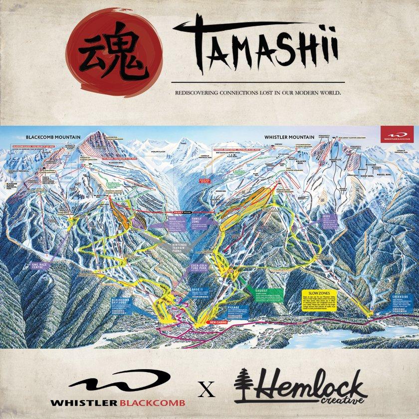 Tamashii Rewards - Whistler