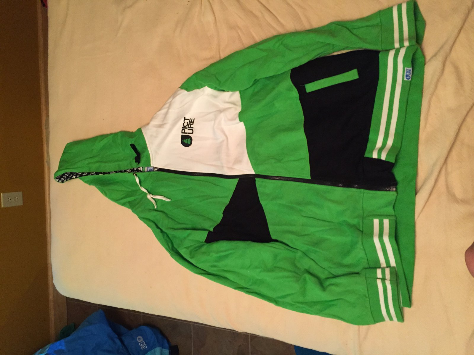 XL Picture Organic Hoodie