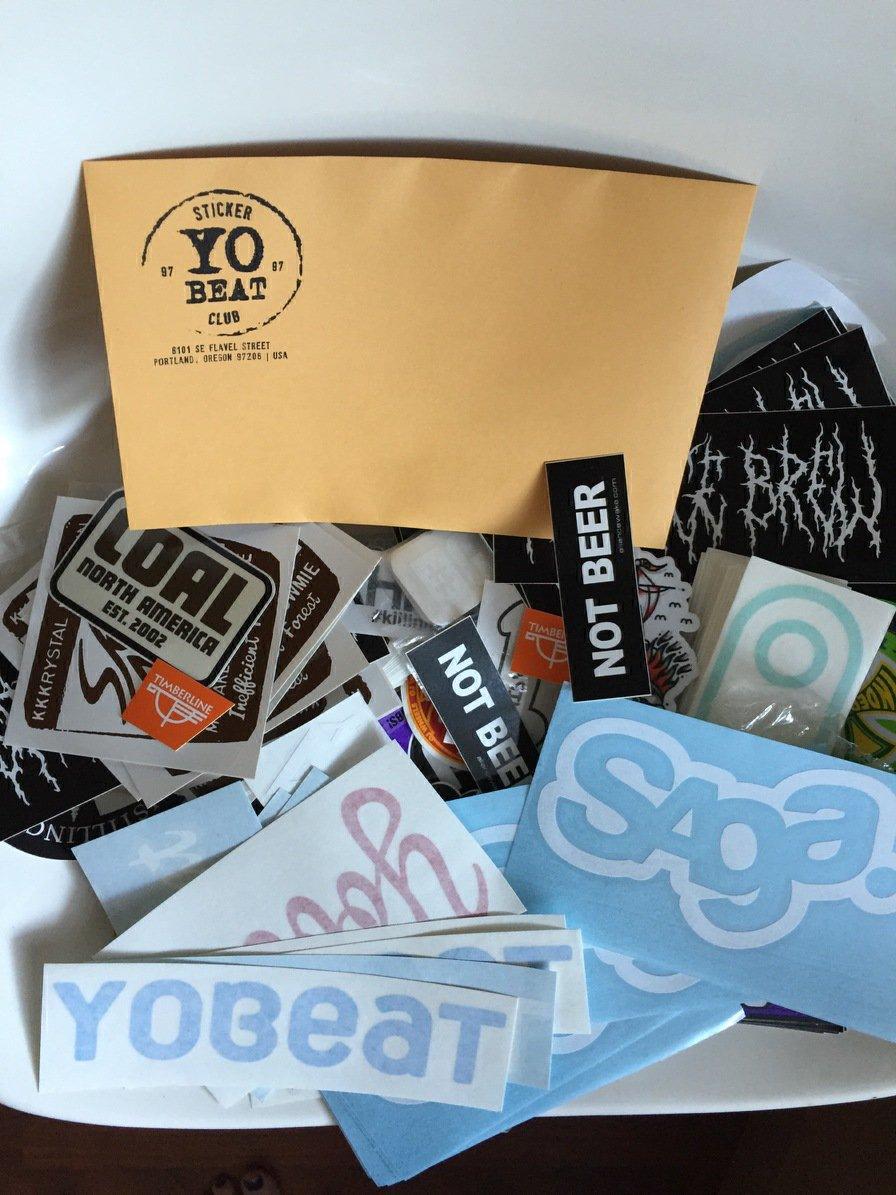 Sticker Club