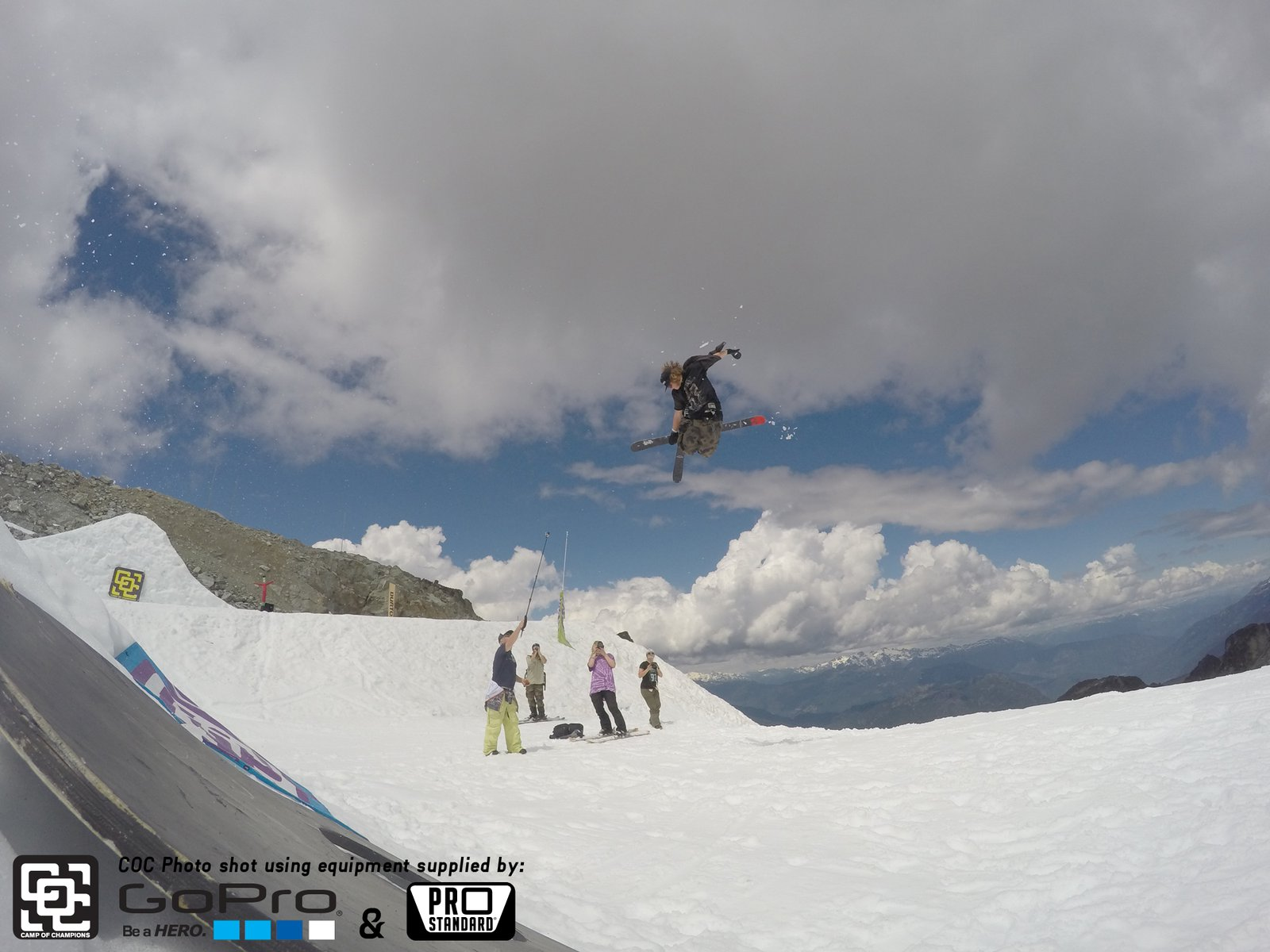 The Camp of Champions Ski Camp 6/29/15