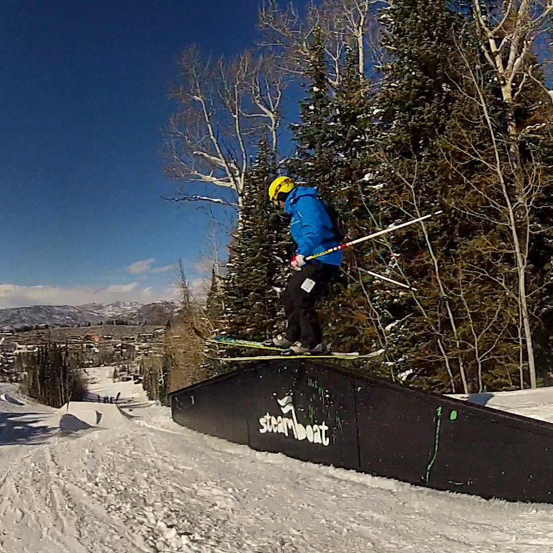 A frame in Steamboat