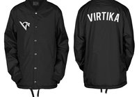 New coaches jackets, pre-order now.