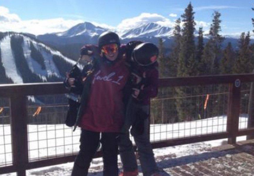 July's Line Skis MOTM: Mingg