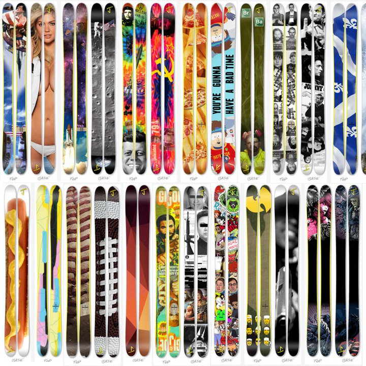 Your ski graphic ideas