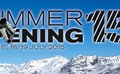 Saas-Fee Opening Party This Weekend