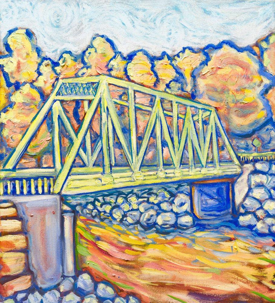 Gulf rd. bridge