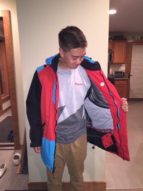 FD Wear Virtika Jacket