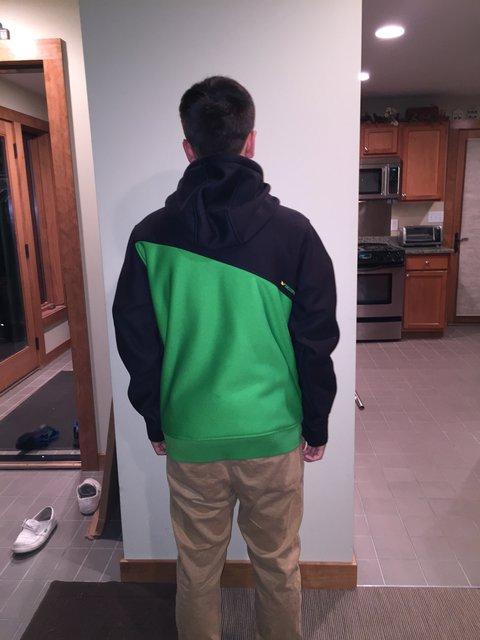 Analog Jacket