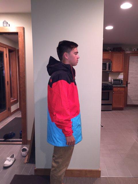 The North Face Gonzo Tom Wallisch Jacket