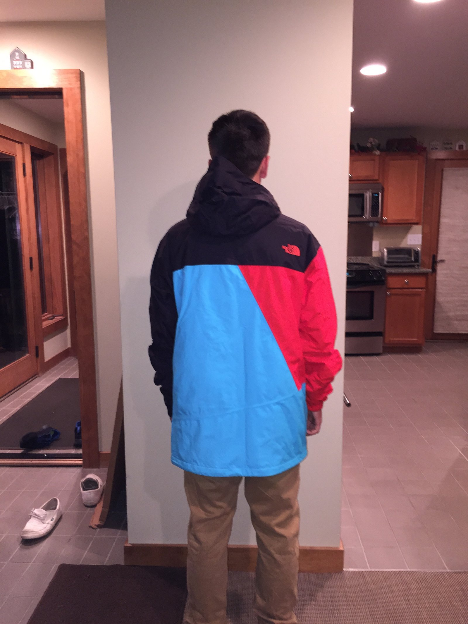 The North Face Gonzo Tom Wallisch Jacket