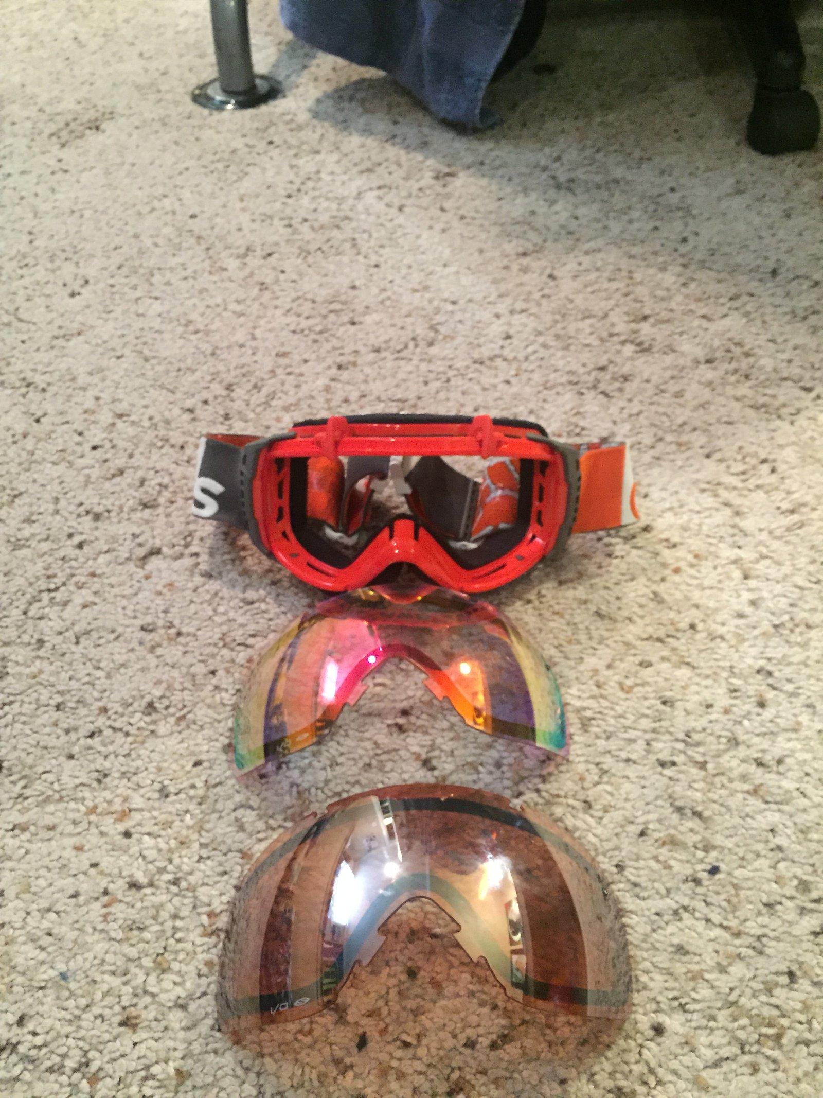 Goggles 1