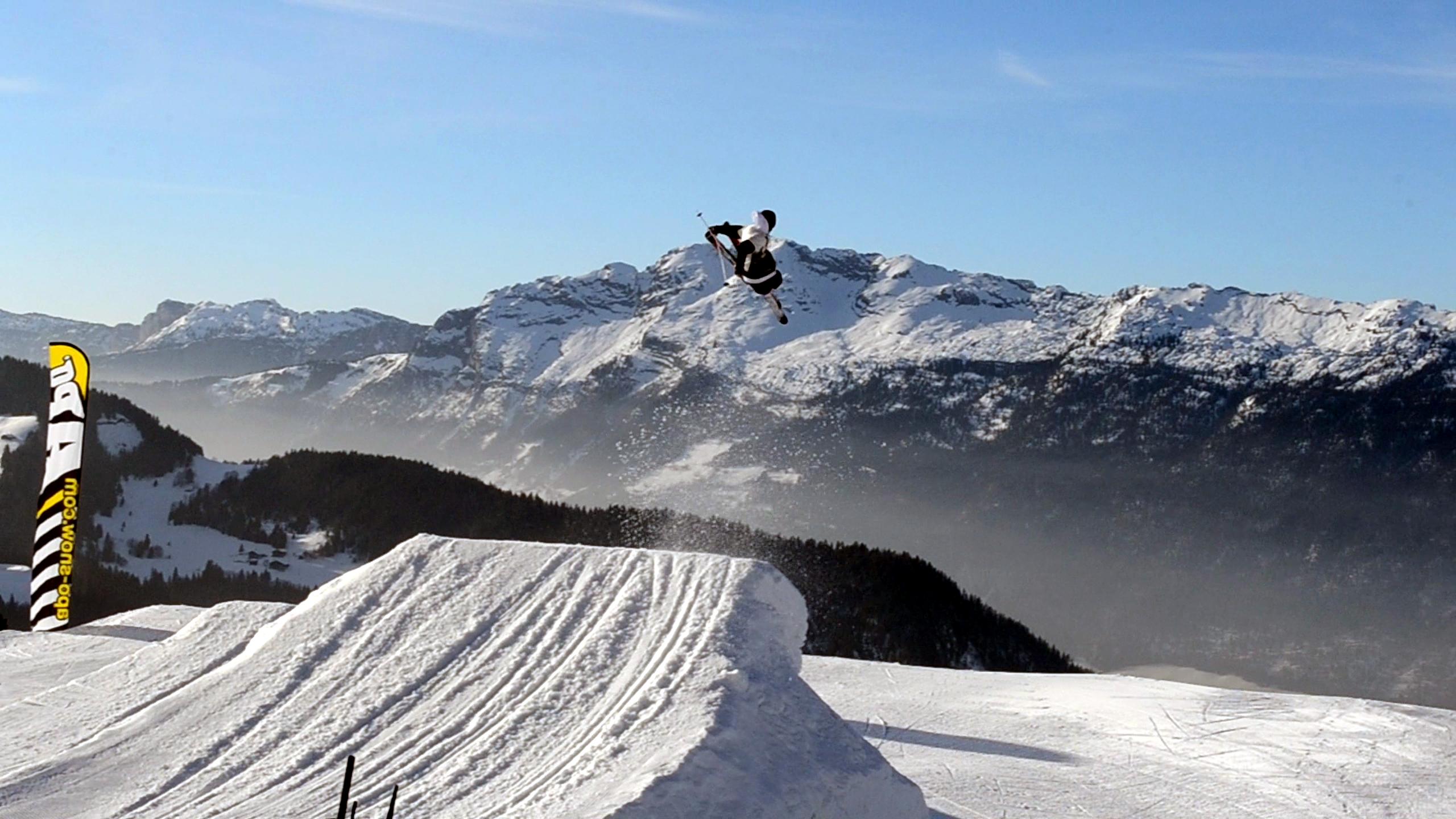 love massive jumps