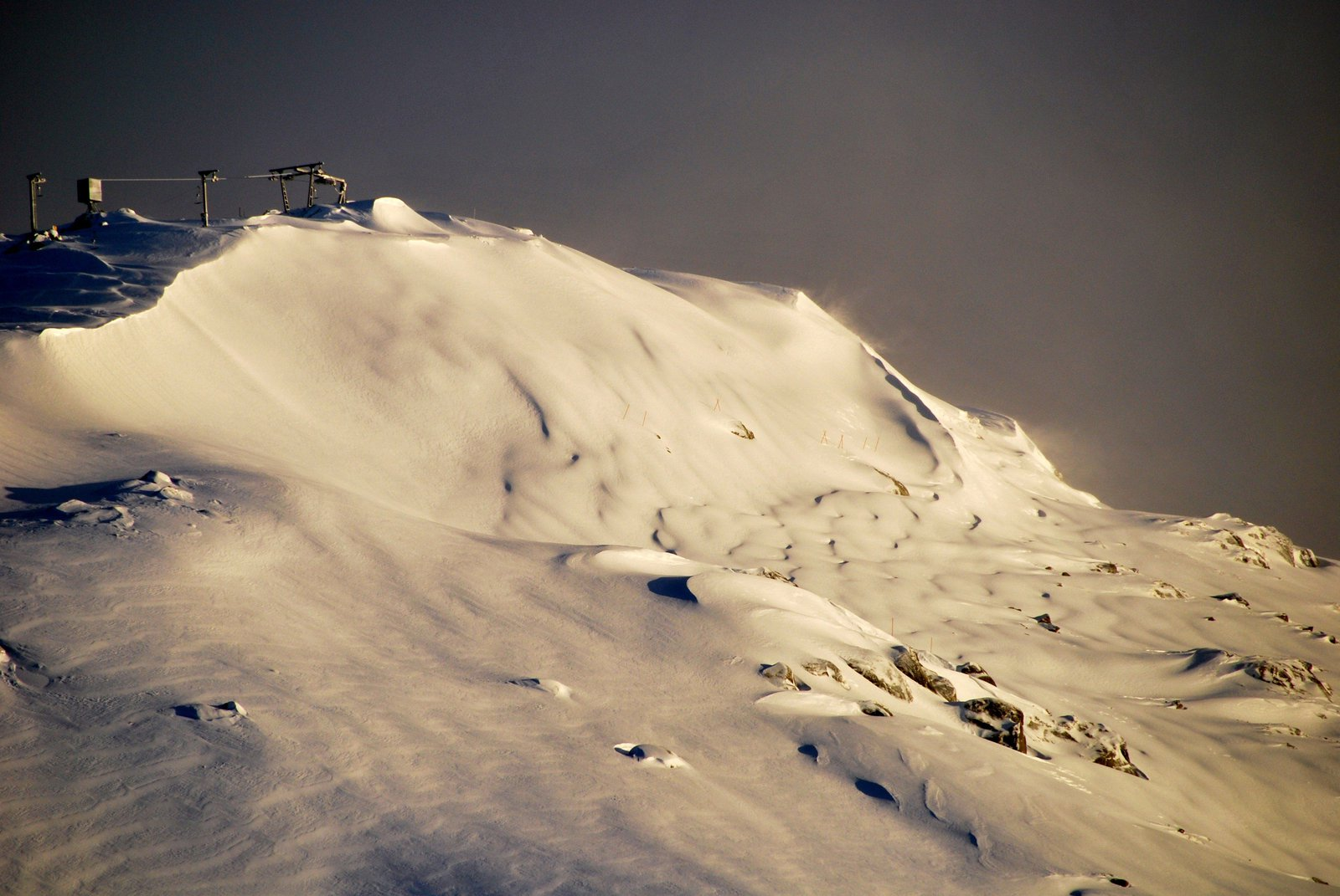 skiing Australia