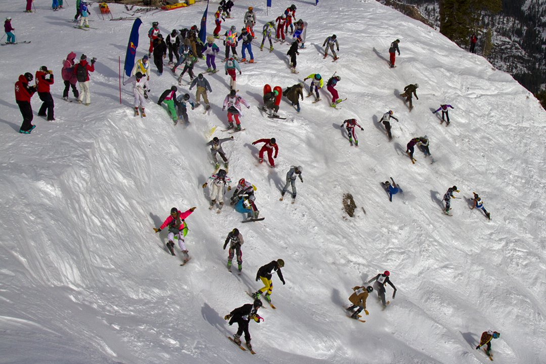 Skier Numbers On The Rise Again